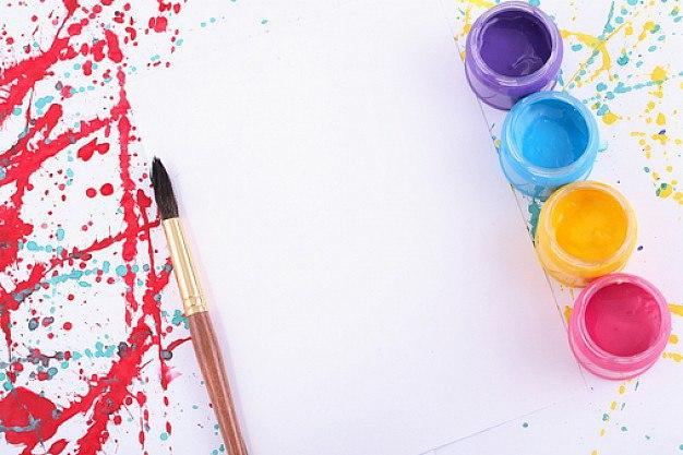 Как сделать фон на ватмане цветными карандашами